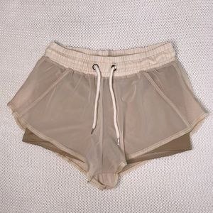 Boohoo Mesh Running Shorts